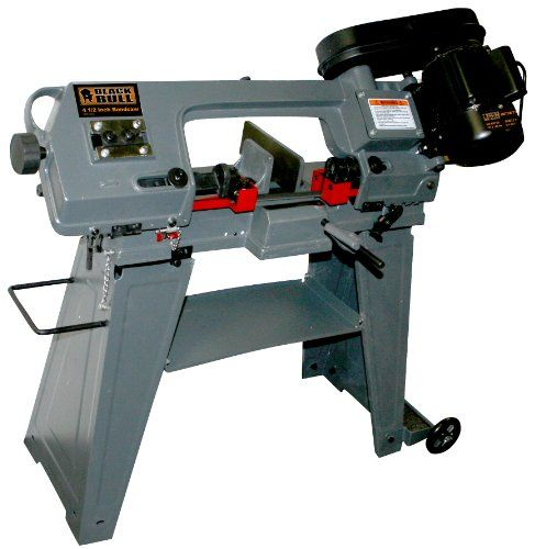 Special Offers - Black Bull MBS45 4-1/2-Inch Metal Cutting Band Saw - In stock & Free Shipping. You can save more money! Check It (May 06 2016 at 11:49PM) >> http://chainsawusa.net/black-bull-mbs45-4-12-inch-metal-cutting-band-saw/