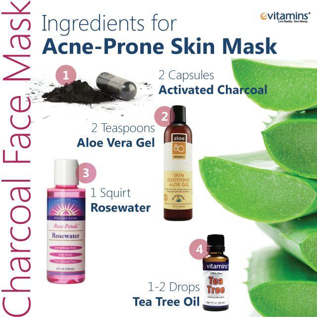 As 25 Melhores Ideias De Charcoal Face Mask No Pinterest