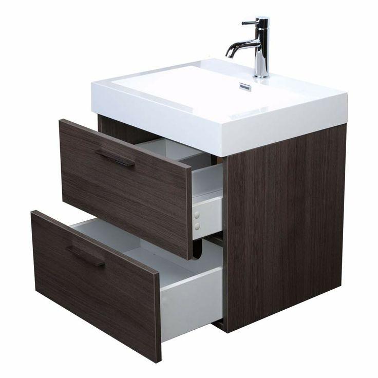 Shallow Depth Pedestal Sink : vanities pedestal pedestal console surface lav vanities narrow depth ...