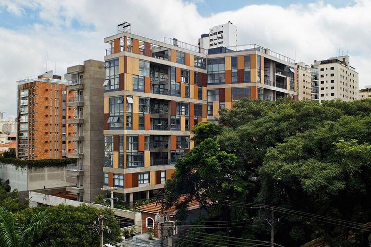 Galeria - Edifício Fidalga / Andrade Morettin Arquitetos Associados - 01