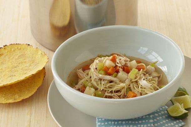 Cuban Chicken Soup - IMUSA