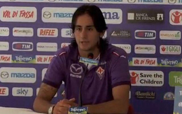 Alberto Aquilani , de Rossi ci penso io a portarlo a Firenze #Calciomercato