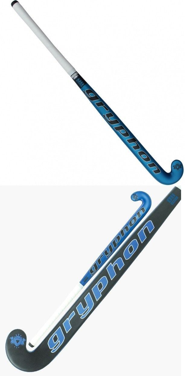 Field Hockey 4388: Gryphon Taboo Bluesteel Deuce 2 Composite Outdoor Field Hockey Stick 36.5 BUY IT NOW ONLY: $181.11