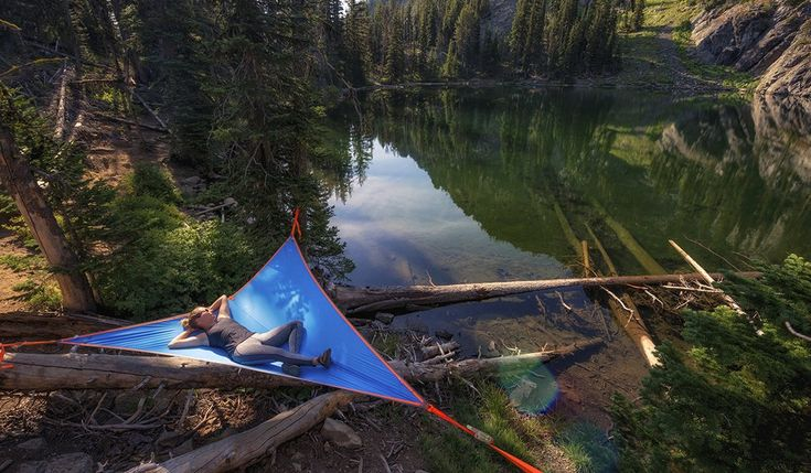 Tentsile * T-mini Double Hammock - Buy Our Portable 2 Person Hammock
