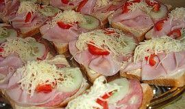 Slaninová pomazánka na chlebíčky