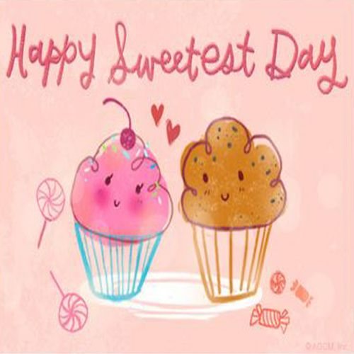 Happy Sweetest Day everyone! Hope your day is sweeeeeet! Why not turn it into a Sweetest Day Weekend since chocolate cupcake day is tomorrow?