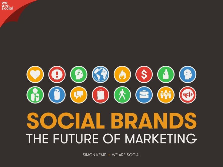 We Are Social presents Social Brands: The eBook by We Are Social Singapore via slideshare