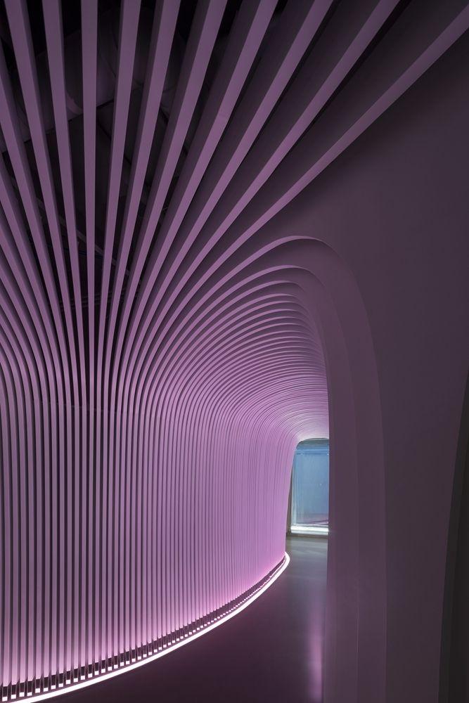 V+ Lounge by the West Lake,Courtesy of Studio Waffles, LYCS Architecture