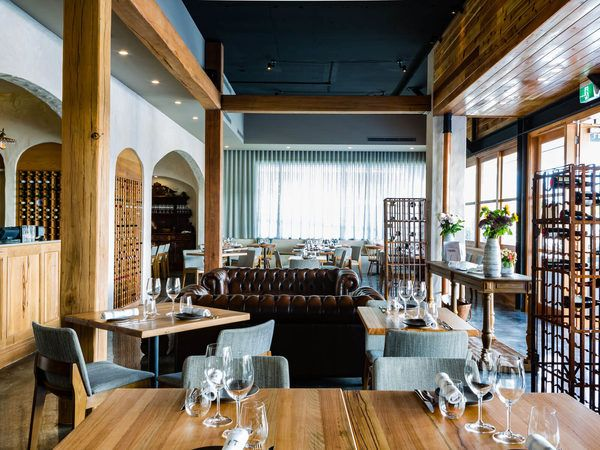 We've been trying new Sydney restaurants including the Chippendale steakhouse Eastside Grill, Lotus Dining at Barangaroo and Mosman's Bistro Moncur.