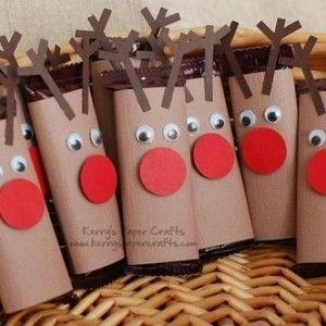 Loo roll deers