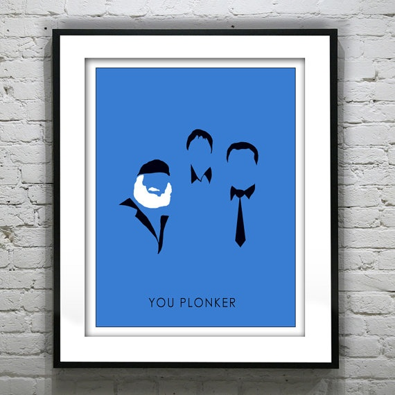 Only fools and Horses Poster Art Print 11 X 14 by AnInspiredImage, $19.95