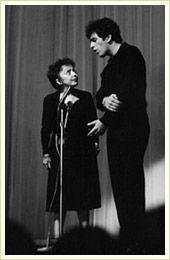 Théo Sarapo & Edith Piaf