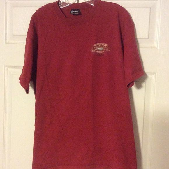 Orlando Florida Planet Hollywood tshirt Planet Hollywood TShirt (mens) worn once Tops