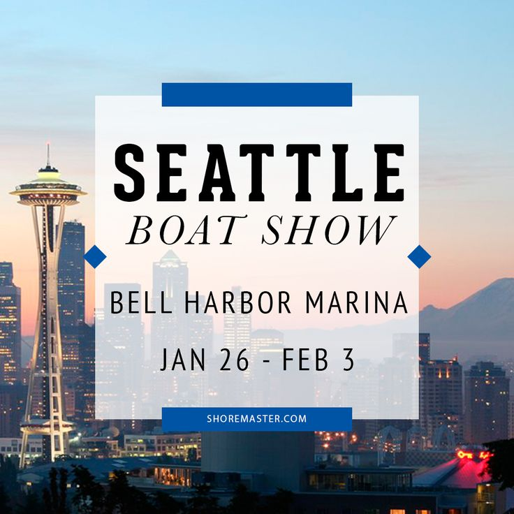 Explore the world of boating at the Seattle Boat Show, spanning nine days and three acres at CenturyLink Field, South Lake Union, and an all-new location at Bell Harbor Marina, from January 26 through February 3, 2018. The West Coast's largest boat show is bigger than ever this year, with MORE boats, MORE exhibitors, and MORE exciting attractions—indoors and outdoors. Get schooled at our free boating and fishing seminars, scope out the latest watercraft and accessories from hundreds of…