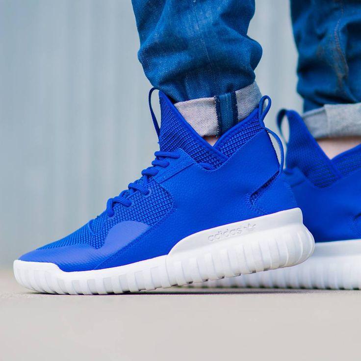 Adidas TUBULAR X SNEAKER Blue S78715