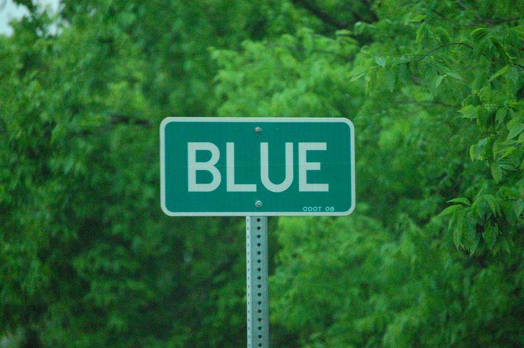 Blue, Oklahoma