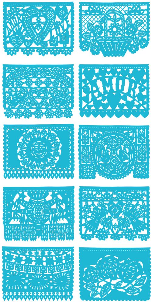 Papel Picado For Your Wedding | Pixel