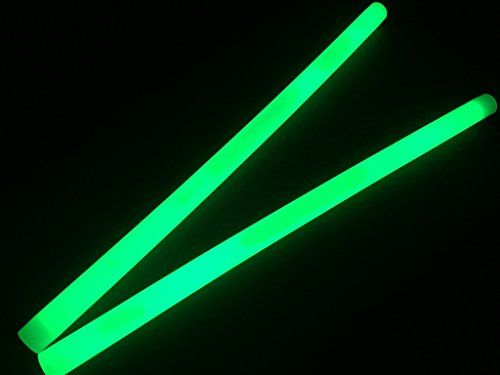 "Glow Sticks Bulk Wholesale, 10 12"" Green Industrial Grade Jumbo Light Sticks, Bright Color, Glow 14 Hrs, Safety Glow Stick w/ 3-year Shelf Life, Ideal for Camping & Emergency, Glow With Us Brand. For product & price info go to:  https://all4hiking.com/products/glow-sticks-bulk-wholesale-10-12-green-industrial-grade-jumbo-light-sticks-bright-color-glow-14-hrs-safety-glow-stick-w-3-year-shelf-life-ideal-for-camping-emergency-glow-with-us/"