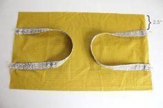 Diary of a Quilter - a quilt blog: Easy Fat Quarter Bag Tutorial
