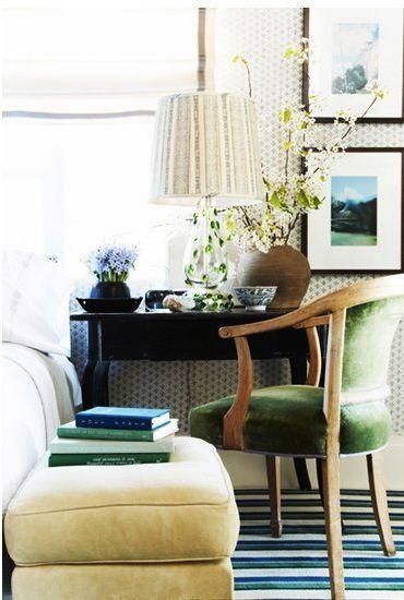 Northern Light: Bedrooms Design, Design Bedrooms, Bedrooms Style, Guest Rooms, South Shore Decor, Bedrooms Decor, Bedrooms Green, Decor Blog, Beautiful Bedrooms