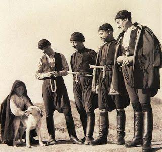 Sfakia, Crete, 20th Century