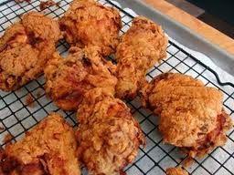 BUTTERMILK OVEN FRIED CHICKEN: Fried chicken without the grease. Fried chicken without the grease.