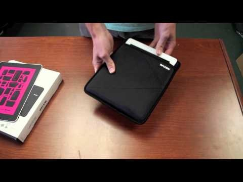 Incase Origami Sleeve for iPad 2 / 3 Review