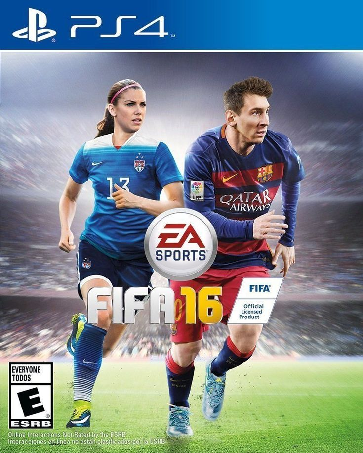 • Includes the standard edition of FIFA 16 for PlayStation 4. • Women's National Teams - For the first time ever in an EA SPORTS FIFA franchise title, compete with 12 top-ranked Women's National Teams.   eBay!