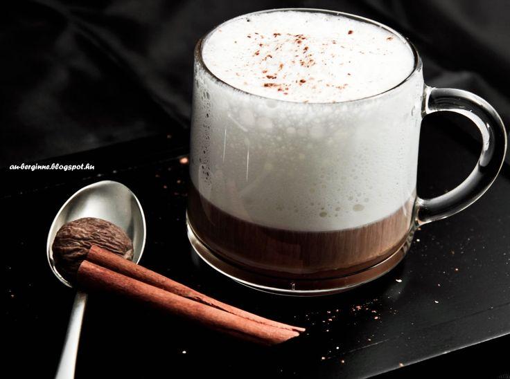 Spicy apple latte / Fűszeres almás latte