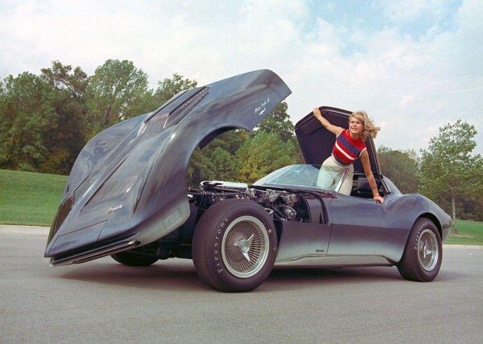 1965 Corvette Mako Shark II