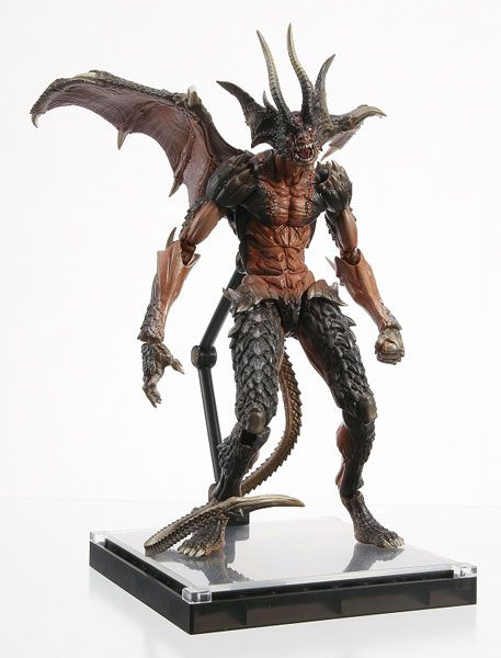 AmiAmi [Character & Hobby Shop] | re:CREATURES#1 Devilman Amon Complete Figure(Released)
