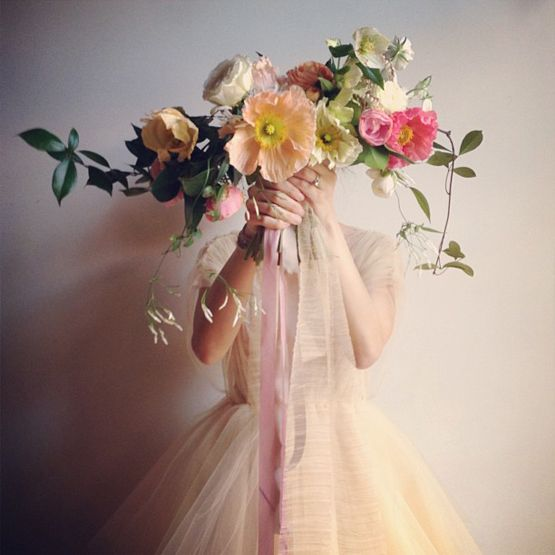 amazing styling by ginny branch & florals by amy osaba