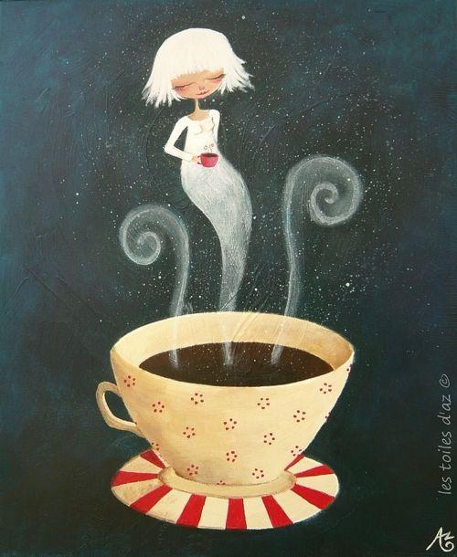 Coffee, Coffee & Coffee #1caffe