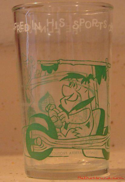 Jelly Jar Glasses