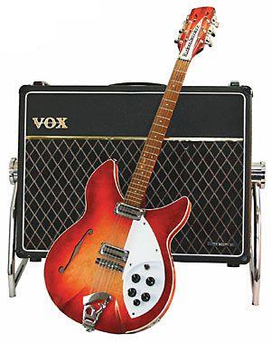 George Harrison's Rickenbacker 360/12