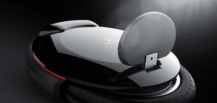 Der Ninebot Inmotion V8 kommt mit einer Power von 800 Watt da her und schafft 30 Km/h.  Toll sind die seitlich eingebauten LEDs und der moderner Trolley – Griff  der im Gehäuse unsichtbar Versenkt ist.  Natürlich verfügt der V8 auch über Bluetooth für die verbindung mit der Inmotion App.  Somit kann man das LED Orgelkonzert einstellen sowie Geschwindigkeit und der Bordcomputer ablesen. Ein Eigendiagnose Tool ist auch installiert.