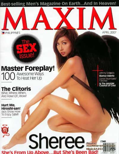 20 best images about Best Maxim Covers on Pinterest ...
