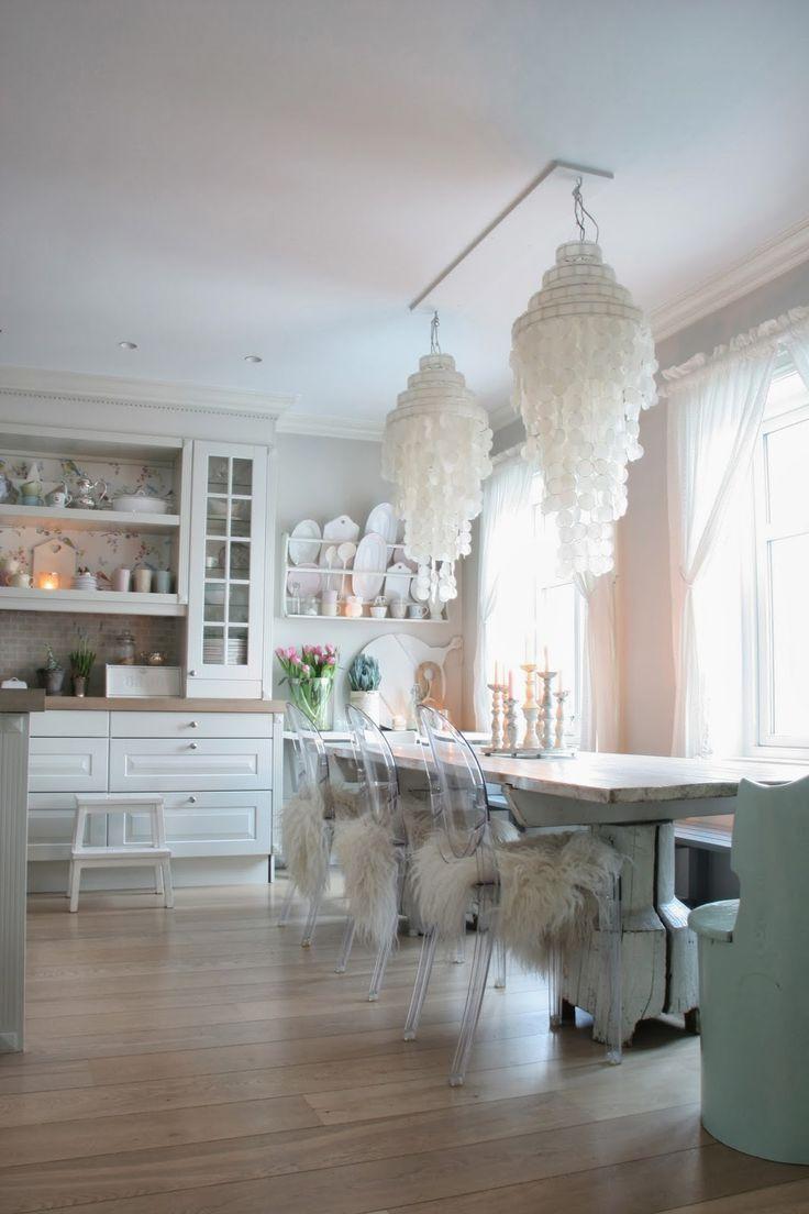 VILLA VON KROGH: Kjøkken