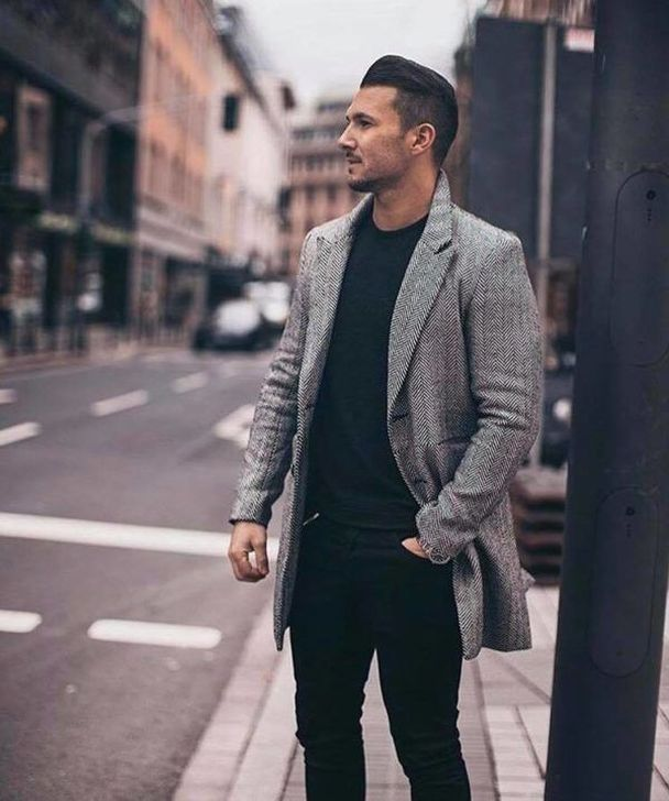 99 Elegant Winter Fashion Outfits Ideas For Men In 2019