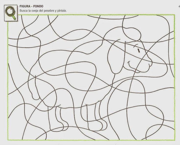 Estímulo à criatividade e raciocínio: (completar os desenhos criando animais):           Sequência, percepção visual, atenção:   (alunos c...