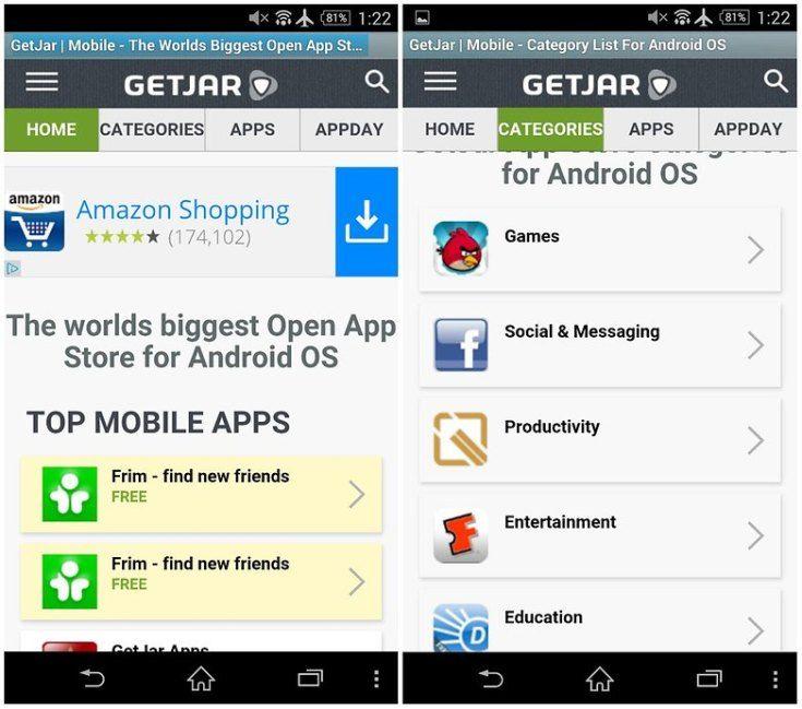 Best Google Play Store alternative app stores Blog Engage - best of google play