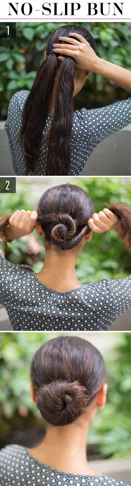 Easy way to make the hair for the lazy women2015 - Besthairbuy