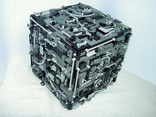 15 awesome Star Trek Lego creations - SlipperyBrick.com