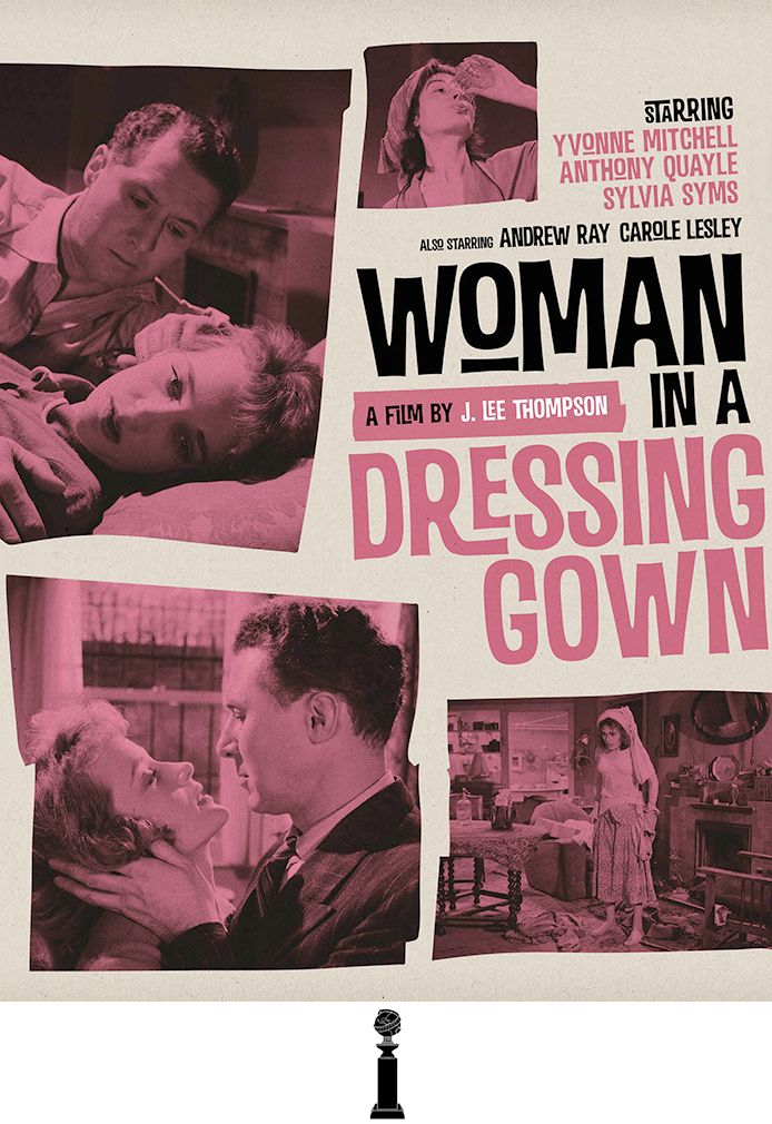 Sombras en su vida (Woman in a Dressing Gown, 1957, Reino Unido ...