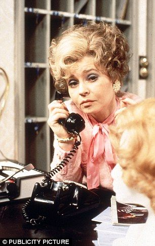 Prunella Scales as Sybil Fawlty...
