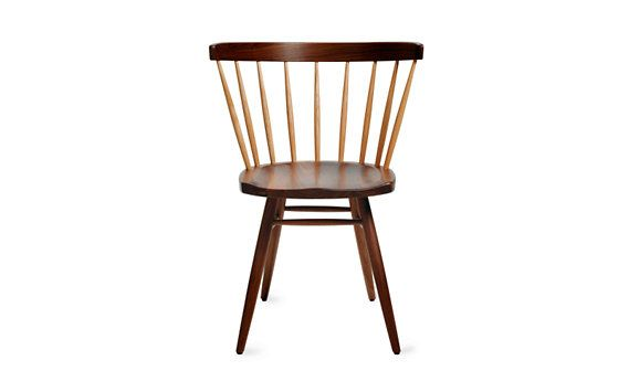 2 chairs for Eat In Table... Nakashima chair - love the look, not so comfortable...
