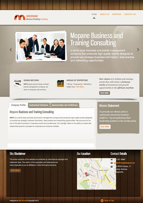 Mopane Business and Training Consulting