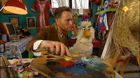 Huisje Boompje Beestje: Vincent van Gogh