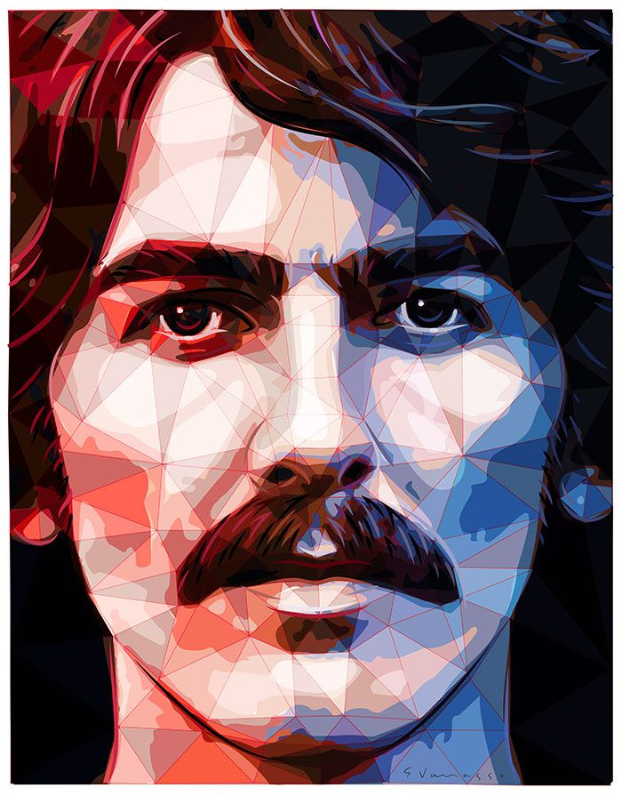 The Beatles - George Harrison