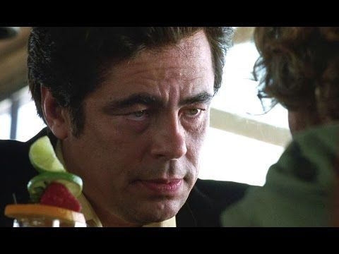 Inherent Vice Movie CLIP - Like Gone, But Not Gone (2014) Benicio Del To...